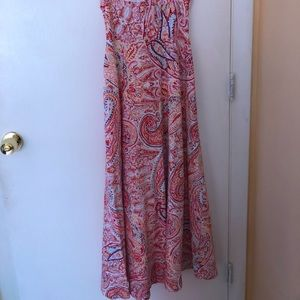 American Living Dresses - Cute patterned flowy summer dress